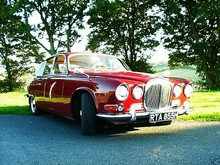 Jaguar Daimler Sovereign