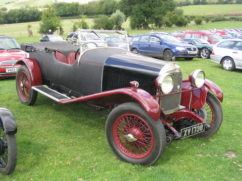 Lagonda 2-Litre Speed Model