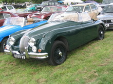 XK150S Drophead Coupe