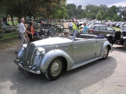 Euro Car Parts Norwich >> Lancia Aprilia - Vehicle Summary - Motorbase