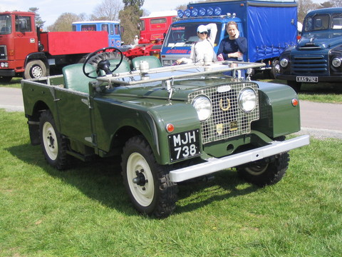Land Rover Series I 88