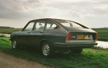 Lancia Beta Saloon