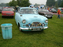 Ford Zephyr I Convertible