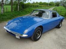 Euro Car Parts Norwich >> Lotus Elan +2S 130/4 - Vehicle Summary - Motorbase