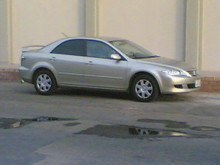 Mazda 6 4 Door Saloon