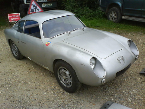 Abarth 750 Zagato Bodied Vehicle Summary Motorbase