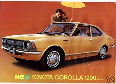 1972 Toyota Corolla Coupe Sl Picture Gallery Motorbase