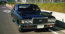 Toyota Crown 2600