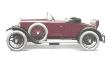 1925 Sunbeam 14/40hp