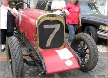 1921 Protos race car front view
