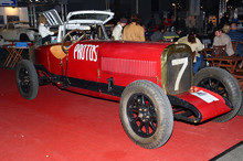 1921 Protos race car on show