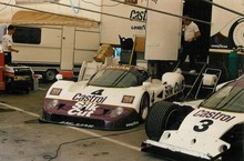 Jaguar Racing XJR 11