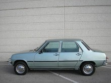 1979 Renault 7 TL Left View