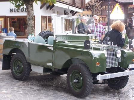"Land Rover Series I 88"" 2.0 Petrol"