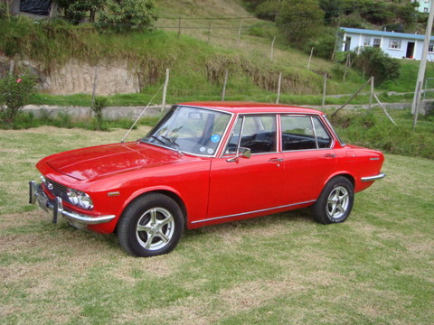 Mazda 1800 - Picture Gallery - Motorbase