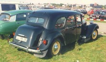 Citroen 11UA (Family 15)