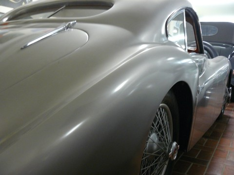 Talbot-Lago T26 Grand Sport Coupe by Barou