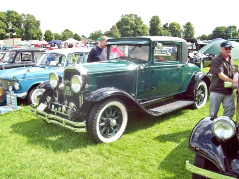 Buick Empire Series 40