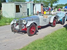 Alvis Speed 20 SB/SC/SD
