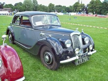 Riley 1.5 litre RMA