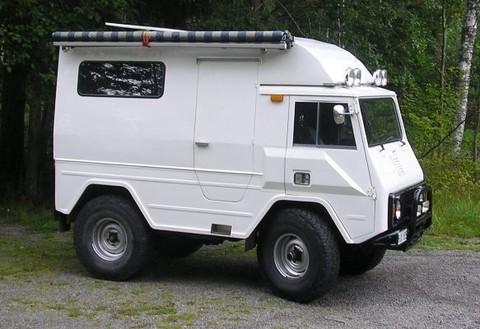 Volvo Laplander - Picture Gallery - Motorbase
