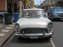 Ford Consul II Convertible