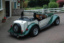 Spartan Roadster (Ford Cortina based)