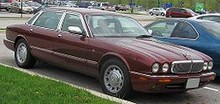 Jaguar XJ Mark 2