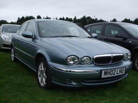 Jaguar X-Type 2.0 Litre