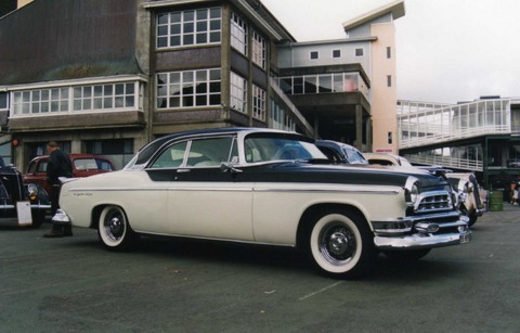 Chrysler USA New Yorker (Hardtop and Covertible)