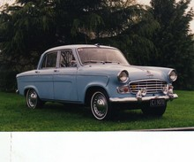 Standard Vanguard Luxury Six