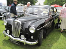 Wolseley 6/90 Series III