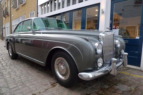 S1 Continental Mulliner