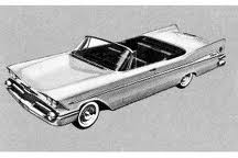 1959 Dodge Kingsway Lancer Convertible