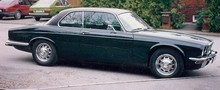 Jaguar XJ6 Coupe Series II