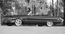 1963 Ford Comet