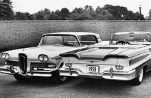 Edsel Convertible