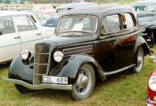 1936 Ford Junior