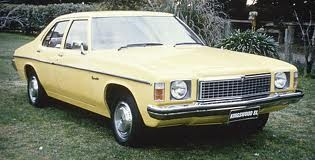 Holden HZ Kingswood