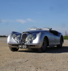 XK120 2-Seater (steel)