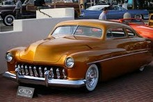 1951 Mercury Custom Coupe