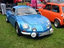 Renualt Alpine A110