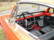 1962 Ford Consul Capri Coupe Dashboard