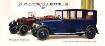 1922 Armstrong Siddely 18