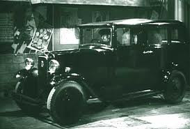 1929 Armstrong Siddeley 15