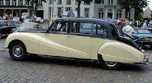Armstrong Siddeley Sapphire 346 Limousine