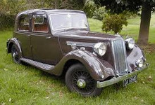 1939 Siddeley Armstrong 16