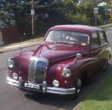 Photo 2 of 1958 Daimler Majestic 101