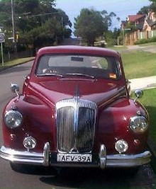 Photo 3 of 1958 Daimler Majestic 101