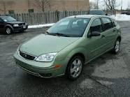 2004 Ford Focus 4 Door